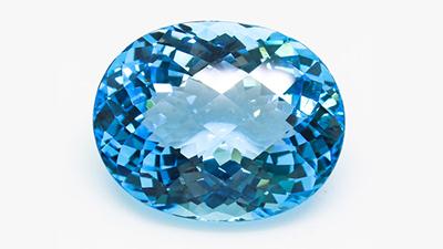 Blue Topaz - نیلا ٹوپاز
