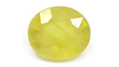 Yellow Sapphire - زرد پکھراج
